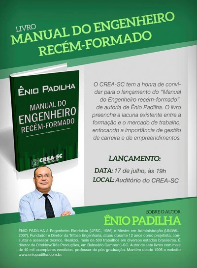 Manual do Eng Recem Formado - Ênio Padilha